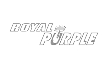 Royal Purple Synthetic Oils Logo White
