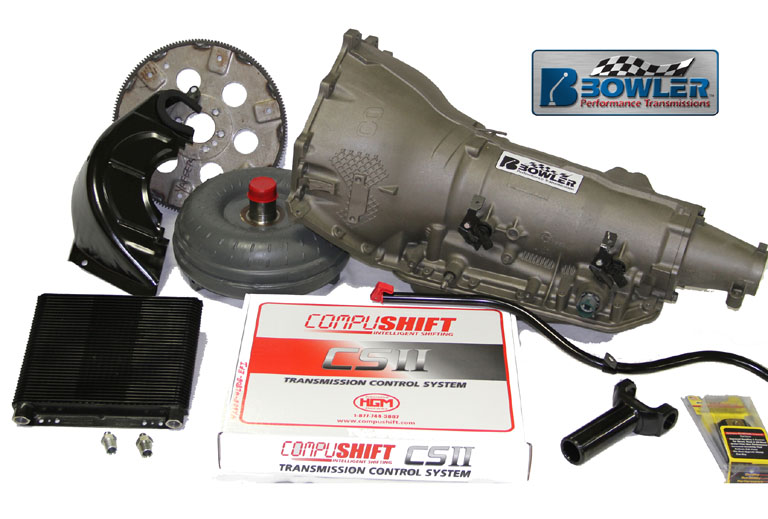 Bowler 4L80E GM Performance Transmission Package up to 650 Ft Lbs of Torque
