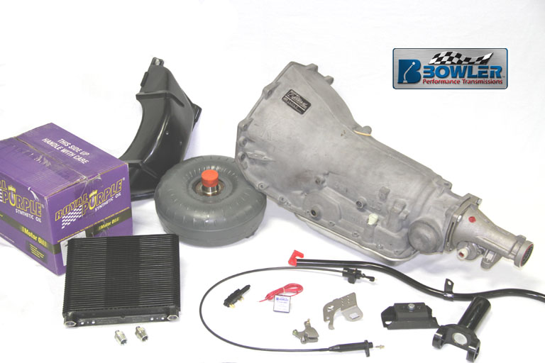 Bowler 700-R4 375 Ft Lbs Transmission Package