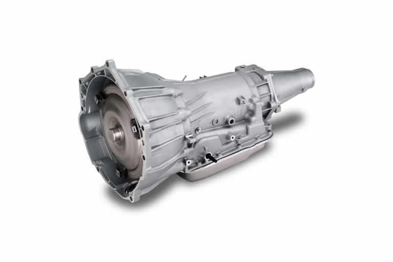 GM 4L60-E 4-Speed Automatic Transmission