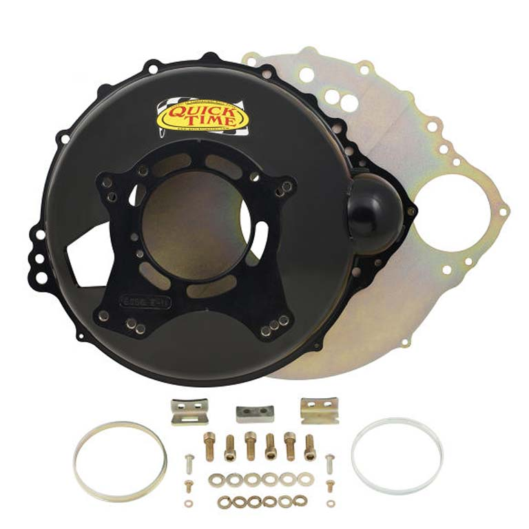 QuickTime RM-6056 FE Big Block Ford Bellhousing to Ford TKO 500-600/T5  Mustang/TR3550