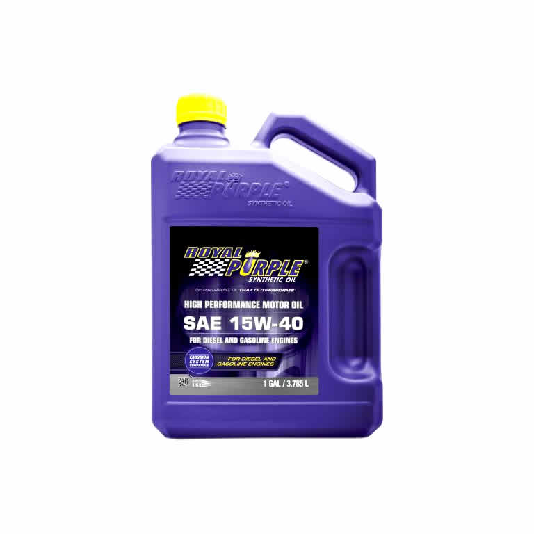 Royal Purple 15w40 Motor Oil RP 04154