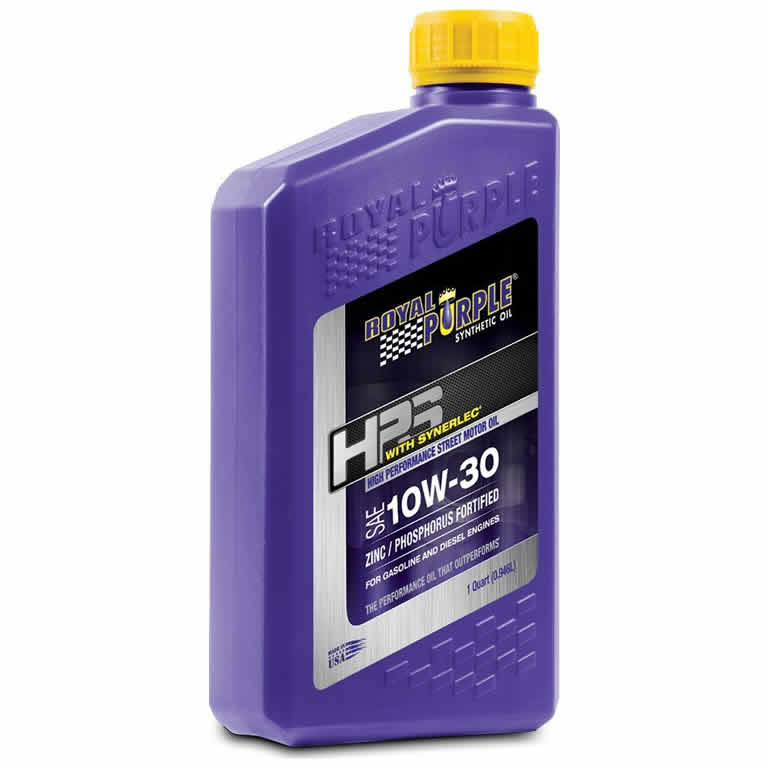 Royal Purple HPS 10W30 Synthetic Motor Oil (quart)