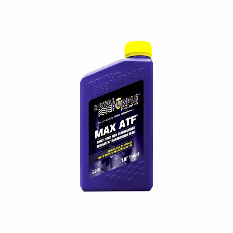 Royal Purple - Max ATF - Synthetic Automatic Transmission Fluid (quart)