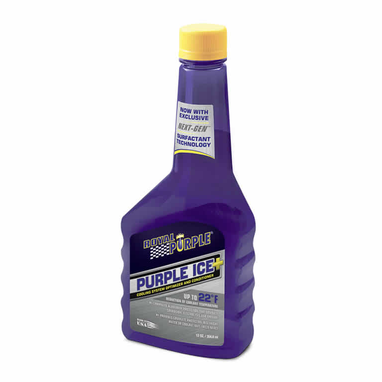 Royal Purple - Purple Ice Radiator Coolant Additive (12 oz)