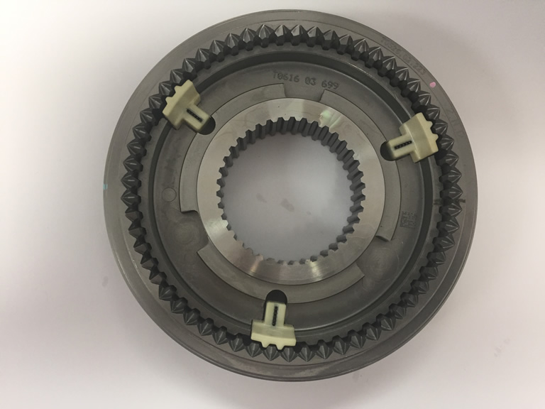 tues10698 1st 2nd synchronizer assembly