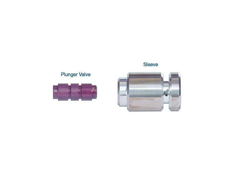sonnax plunger valve kit