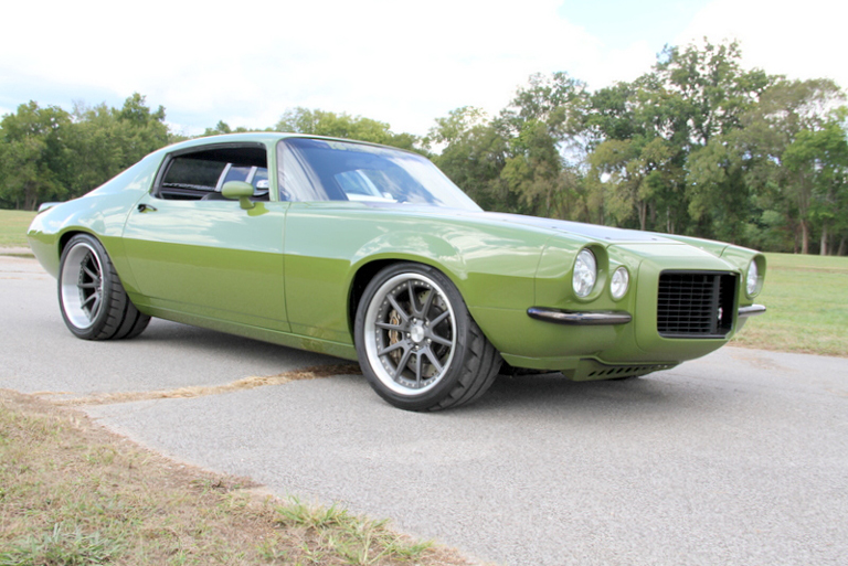 1970 Camaro The Grinch