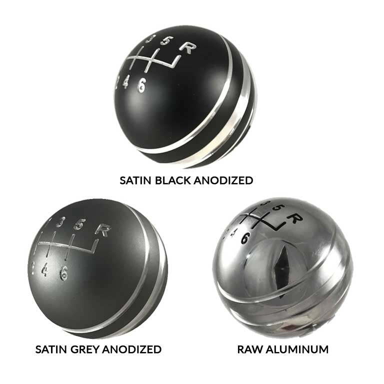 Ring Shift Knobs
