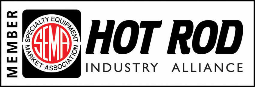 SEMA Hot Rod Alliance logo