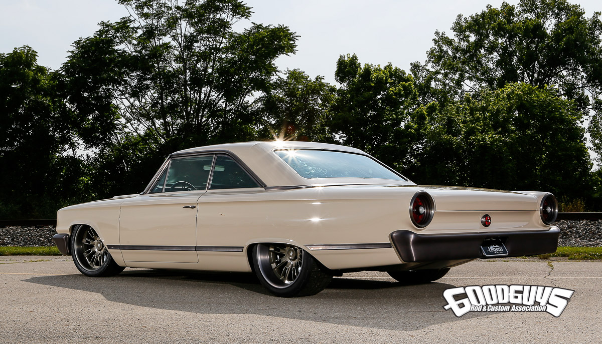 1963 Ford Galaxie GoodGuys 2017 Giveaway Car | Bowler