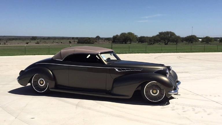 1939 Oldsmobile Olds Cool 2016 Ridler Winner Bowler Transmissions