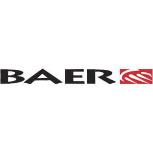 Baer Brakes Logo Sponsoring Midwest Musclecar Challenge