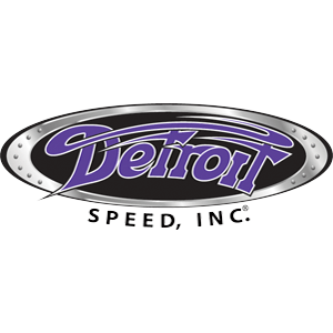 Detroit Speed Logo Sponsoring Midwest Musclecar Challenge