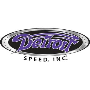 Detroit Speed Logo Sponsoring Midwest Musclecar Challenge