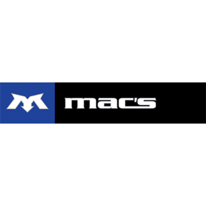 Mac's Custom Straps Logo