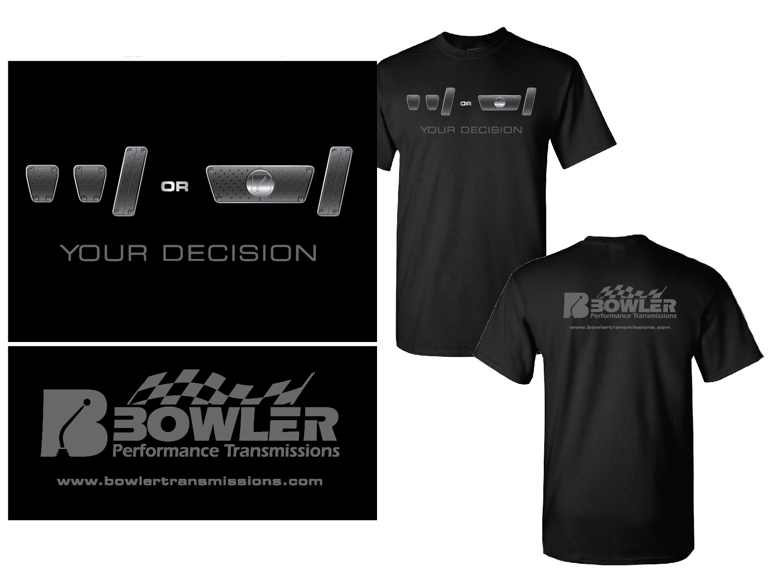 Your Decision T-Shirt