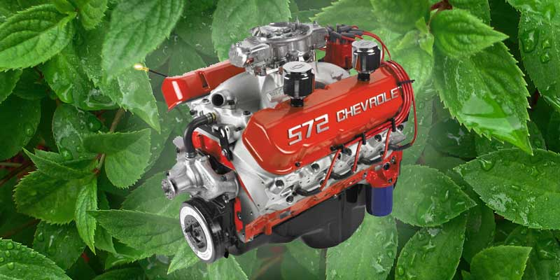 GM Chevrolet 572 Big Blog Engine