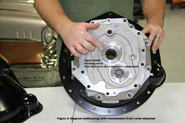 Bellhousing Alignment Procedure for Manual Transmission Installation