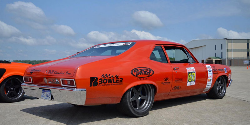 Midwest Muscle Car Challenge