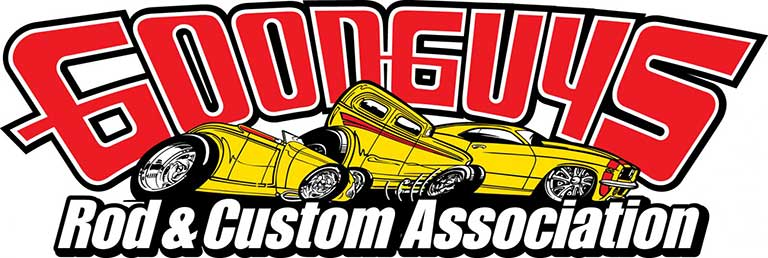 Good Guys Rod & Custom Association logo