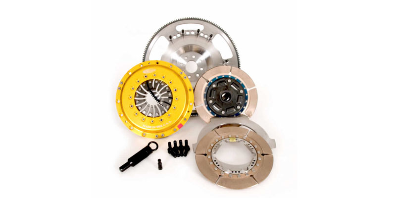 Centerforce Dyad RS Twin Disc Clutch