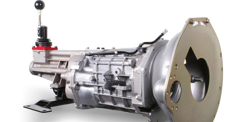 Tremec T-56 Magnum XL 6-speed transmission