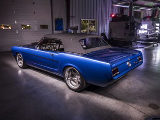 1965 Ford Mustang | Tremec T-56 Magnum 6-Speed