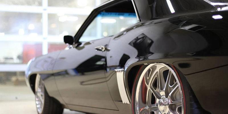1969 Chevrolet Camaro Roadster Shop Bowler Tremec T-56 Magnum