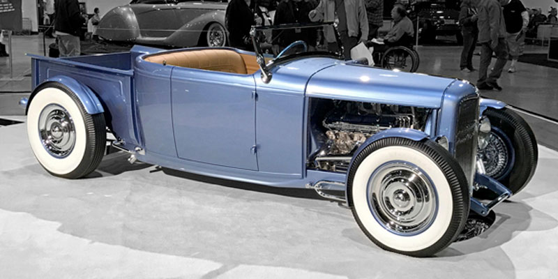 """Goolsby Customs """"The Time Merchant"""""""
