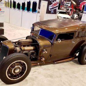 1929 Ford Model A Tudor Sedan by Troy Trepanier