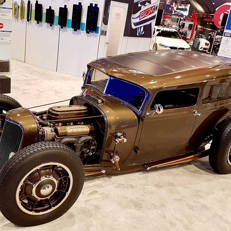 1929 Ford Model A | Bowler Legend 5 Speed Transmission | Rad Rides