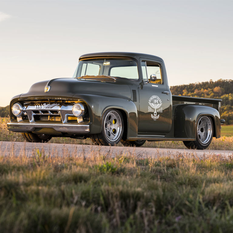 1956 Ford F-100 by Ringbrothers