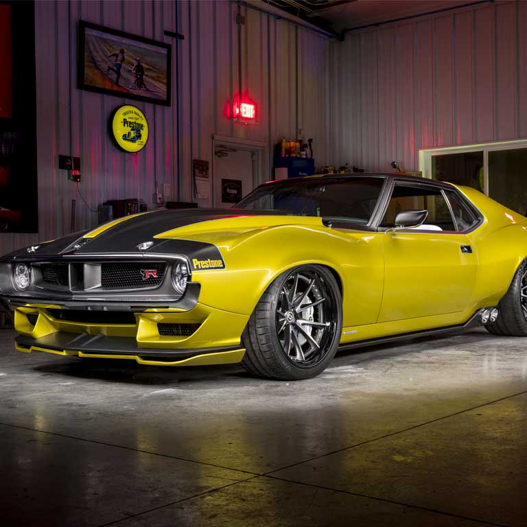 "Whipple Supercharger Hellcat: 1972 AMC Javelin ""Defiant!"""