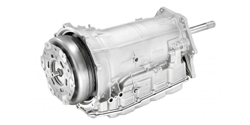 GM 8-Speed Transmission