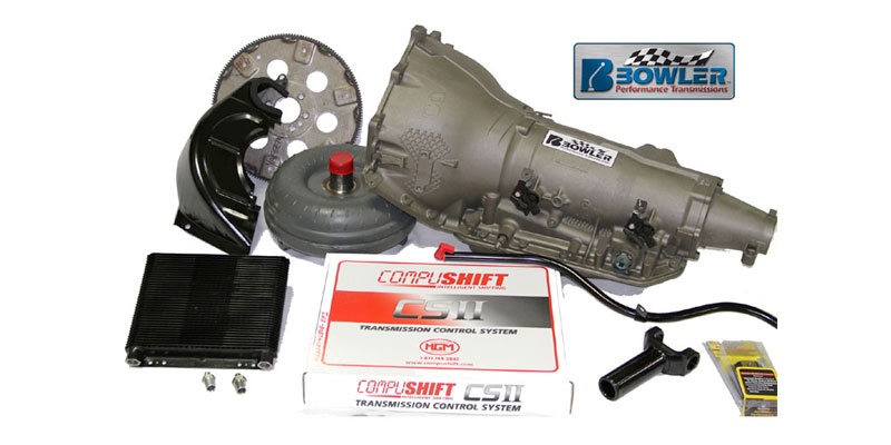 Bowler 4L80-E Performance Transmission Package