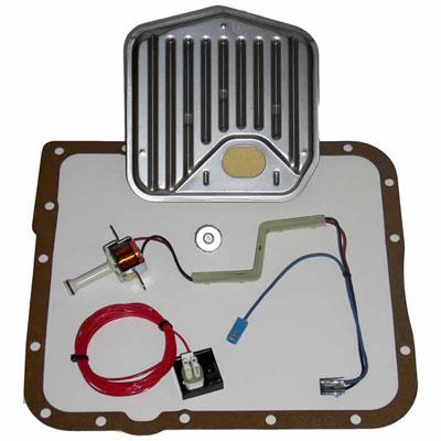 Bowler 700-R4 Lock Up Control Module
