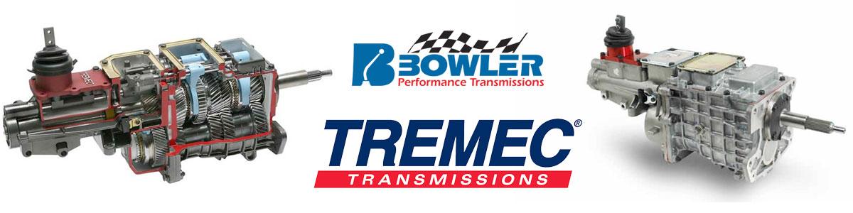 Bowler Tremec TKO 500 & 600 5-Speed Transmissions