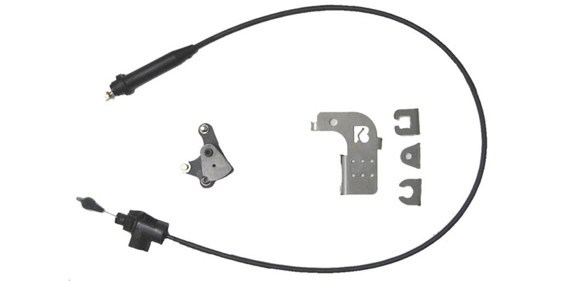 Bowler Tru-Shift for GM 700-R4 and 200-4R Transmissions