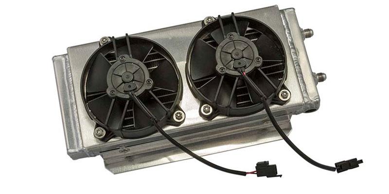 Xtreme Dual Transmission Cooler