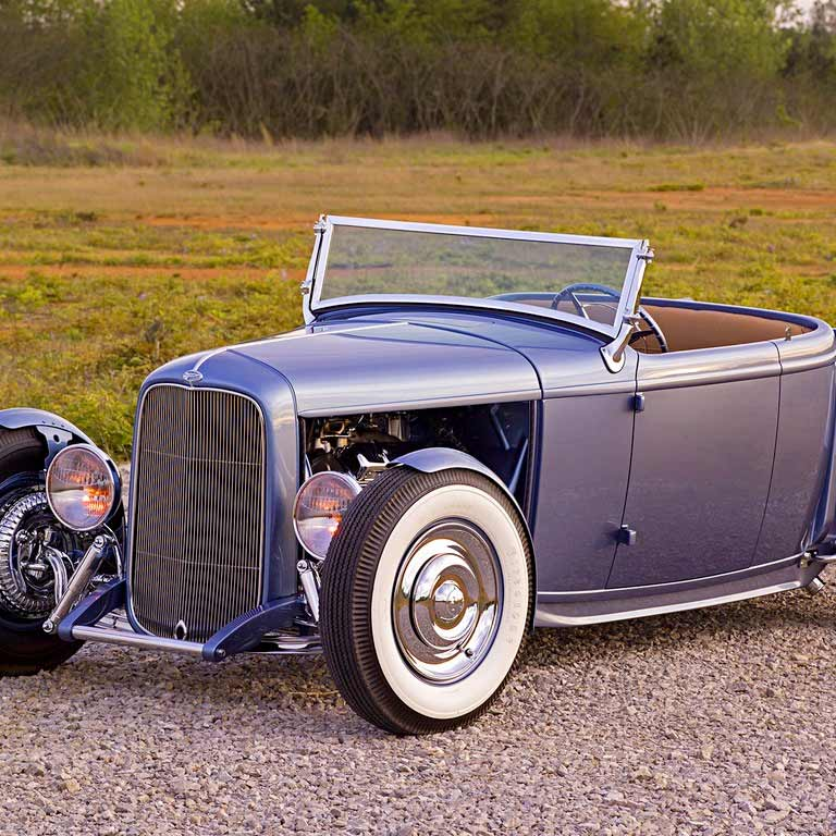 "1932 Ford Roadster ""The Time Merchant"" by Goolsby Customs"
