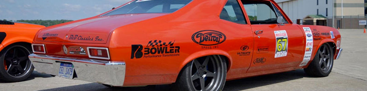 Bowler Midwest Muscle Challenge