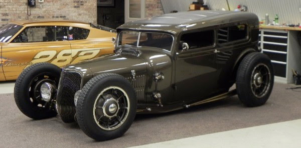Rad Rides by Troy 1929 Ford Roadster