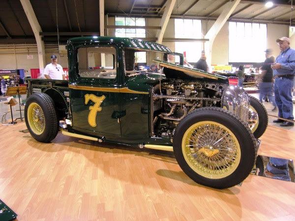 1932 Miller Hauler owned by George Poteet