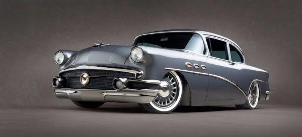 """1956 Buick """"Nailed"""""""