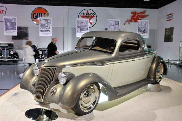 """1936 Ford """"First Love"""""""