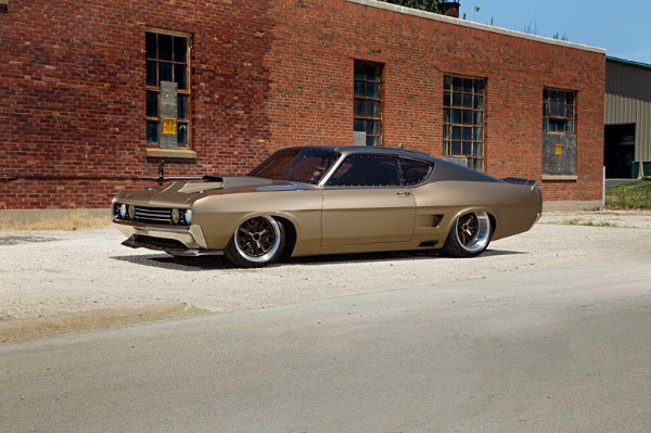 "1969 Torino ""GPT Special"""