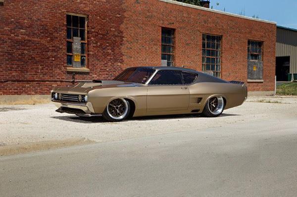 "1969 Torino ""GPT Special"""