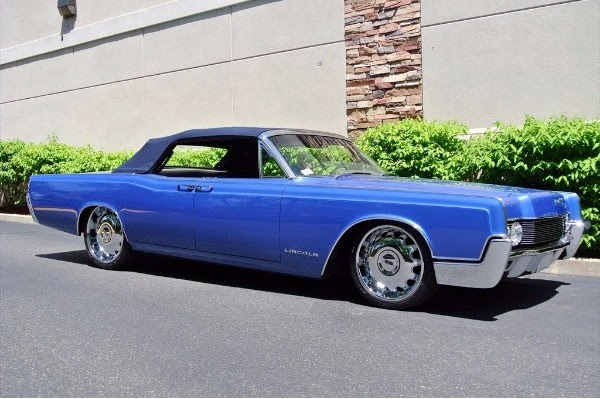 """1967 Lincoln """"Manny's 67"""""""