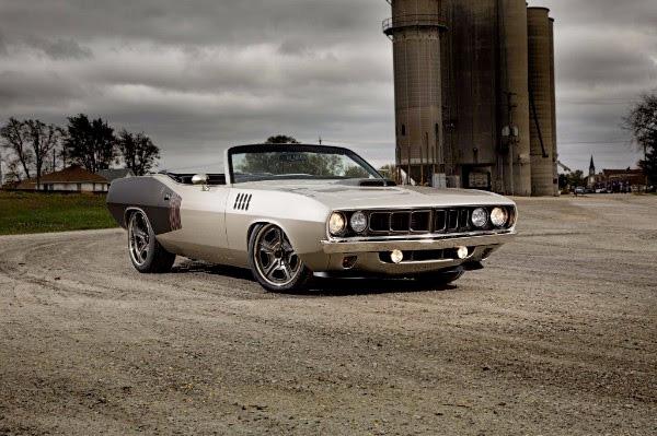 1971 Barracuda